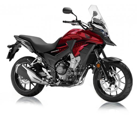 Motorbike rental corfu